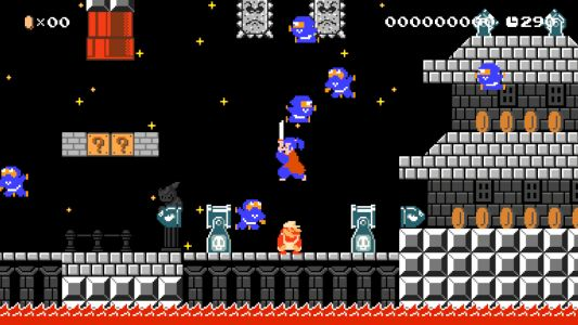Super Mario Maker 2 builds on Nintendo's rich history