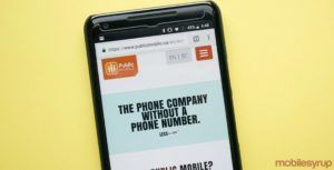 Public Mobile launches 8GB of data at 3G speeds + 2GB of U.S. roaming for $60