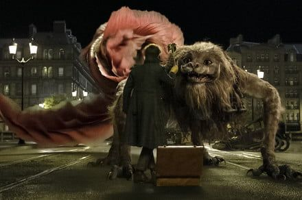 How VFX magic conjured the fantastic beasts of 'Crimes of Grindelwald'