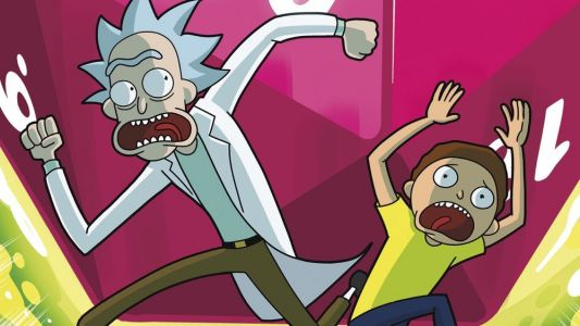 RICK AND MORTY Getting It's Own DUNGEONS & DRAGONS Tabletop Adventure!