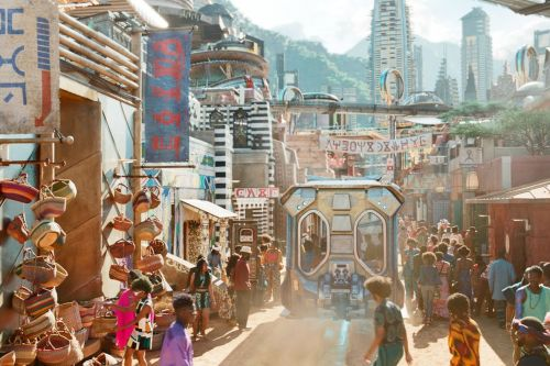Black Panther's Wakanda is a transportation utopia with a dash of reality