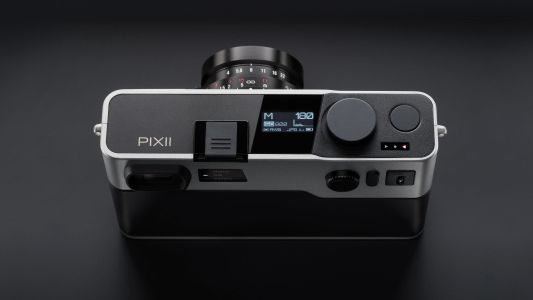 Meet the Pixii: a connected digital rangefinder with a Leica mount