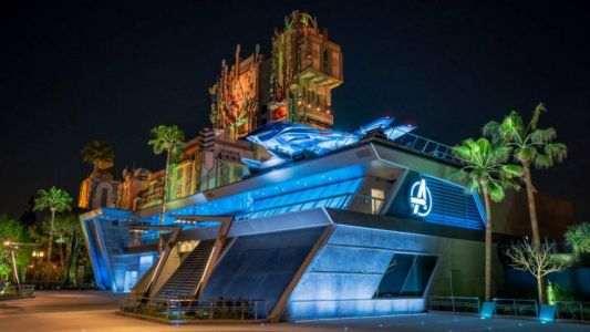 Disneyland's Avengers Campus Sets Opening Date For June 4