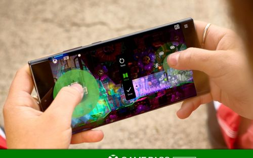 Xbox touch controls make mobile cloud gaming feel more natural