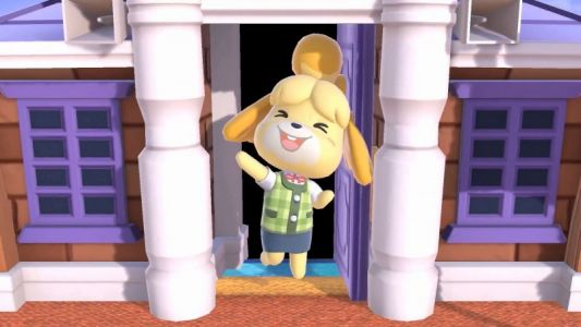 Animal Crossing's Isabelle Is Coming To Super Smash Bros. Ultimate