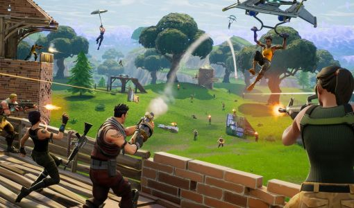 'PUBG' rival 'Fortnite' adds 50 v. 50 team deathmatch