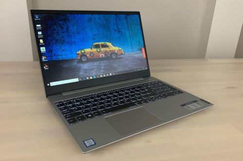 Lenovo IdeaPad S340-15IWL review: Peppy quad-core performance, but a cheap display