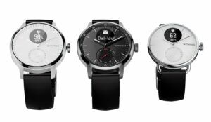 Withings' new 'ScanWatch' fitness tracker comes to Canada