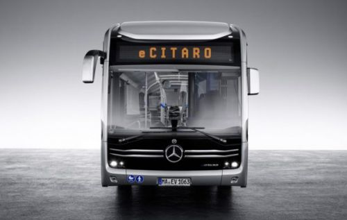 Mercedes-Benz eCitaro electric buses are designed for cities of the future
