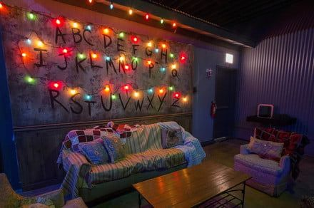 Netflix has a request for Chicago's 'Stranger Things' pop-up bar