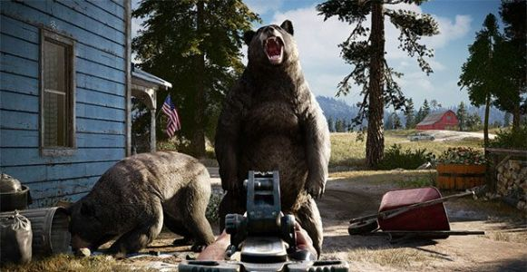 Ubi announce bear necessities for Far Cry 5 on PC, inc 4K specs