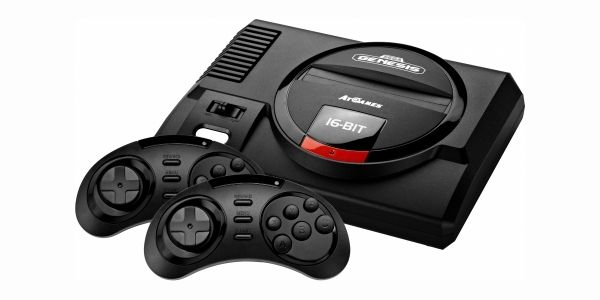 Sega Delays Mega Drive Retro Console, And That's Probably A Good Thing