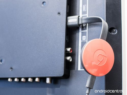 Google's working on a new Chromecast that has Bluetooth and better Wi-Fi