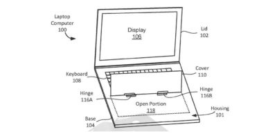 Google awarded patent on crazy 2-in-1 laptop design