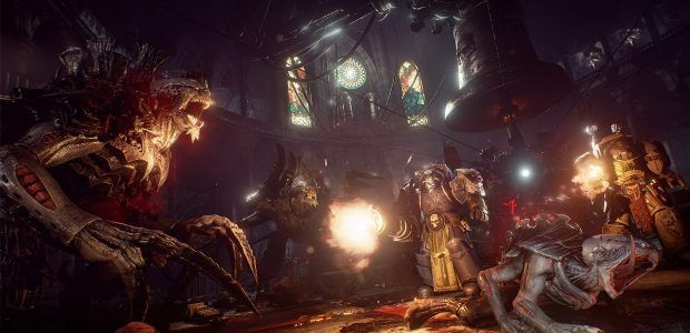 Space Hulk: Deathwing Enhanced Edition is out now