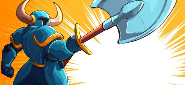 Shovel Knight digs his way into Rivals of Aether