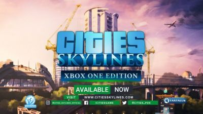 Cities: Skylines is now available on Xbox One