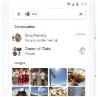Google Bolsters Search Tool In Android Messages
