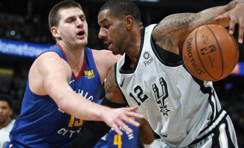Spurs vs Nuggets Game 2 Live Stream: Watch NBA TV Online Free