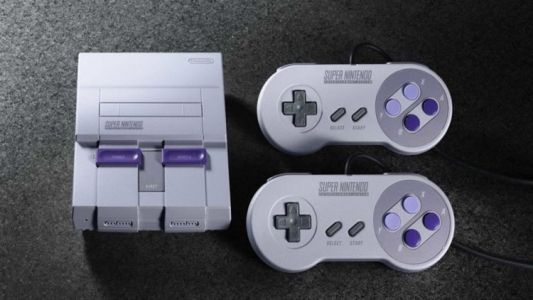 The SNES Classic Is Back In Stores This Week