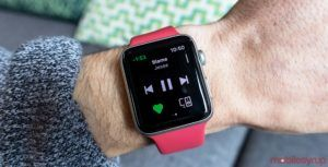 Spotify's new Apple Watch app is rolling out now