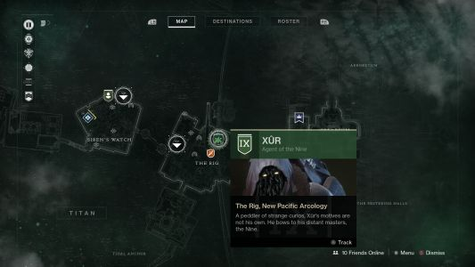 Destiny 2 - Xur's Gear Rewards For The Weekend Of September 22
