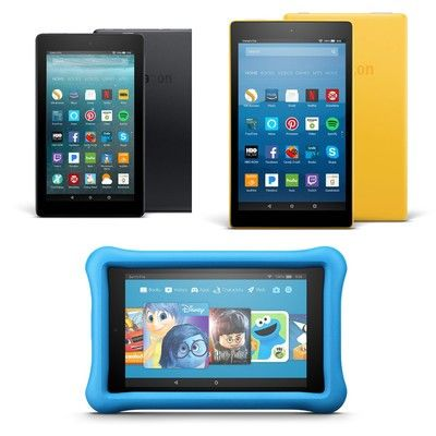 Grab yourself a new Amazon Fire Tablet for up to $30 off right now