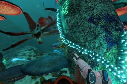 Underwater survival game 'Subnautica' free on Epic Games' online store