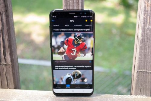 All carriers will support NFL streaming in 2018