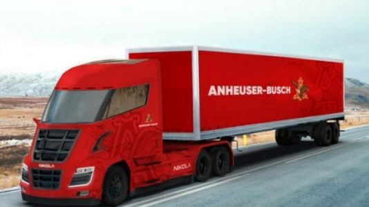 Anheuser-Busch Orders 800 Hydrogen-electric Semis