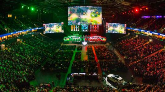 How to watch esports on the BBC this weekend: live stream Dota 2 online