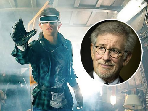Steven Spielberg says his new sci-fi film 'Ready Player One' was 'the greatest anxiety attack I've ever had'