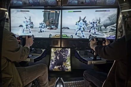 Arcade junkies, get set for 'Halo: Fireteam Raven' at Dave & Buster's