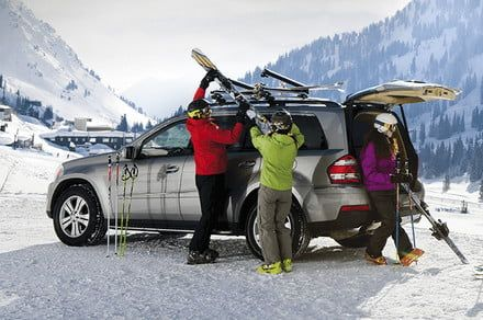 The best ski racks and snowboard carriers