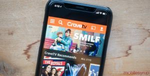 Here's what's coming to CraveTV in July 2018