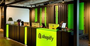 Shopify sharing live Black Friday and Cyber Monday data