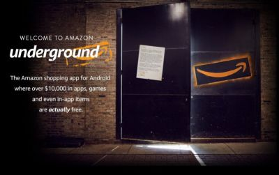 Amazon is shutting down its 'Underground Actually Free' program that gives away free Android apps