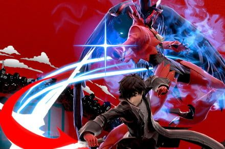 Joker in Super Smash Bros. Ultimate is freezing some Nintendo Switch units