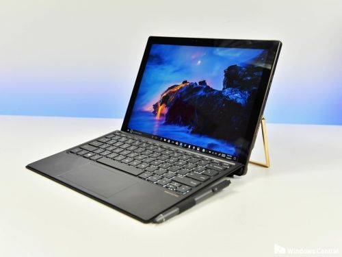 HP makes it really easy to choose your HP Spectre x2 configuration