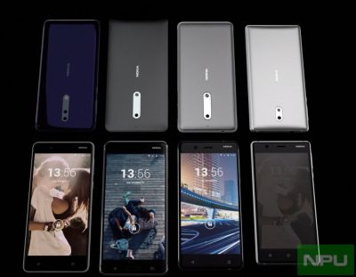 Nokia 8 good-quality image leaks now. May sport an Iris Scanner