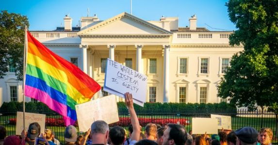 WontBeErased is Twitter's response to Trump's proposed anti-trans policies