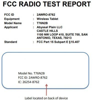 A new Amazon Fire tablet hits the FCC