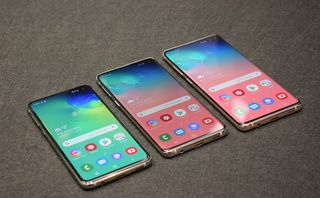 Samsung Galaxy S10+ hands-on review