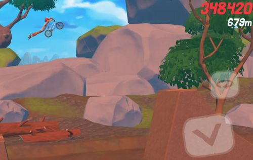 Pumped BMX Flow: Three things to know about this endless biking game