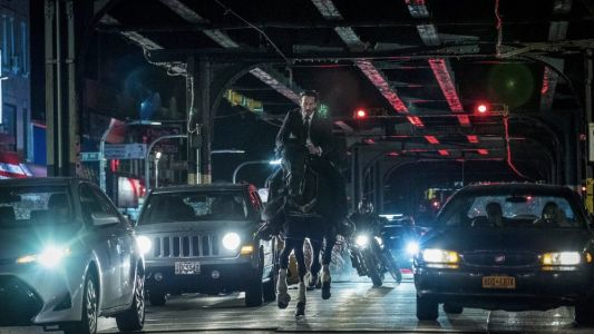 "Watch the JOHN WICK: CHAPTER 3 - PARABELLUM Trailer Set to ""Hurt"" LOGAN-Style"
