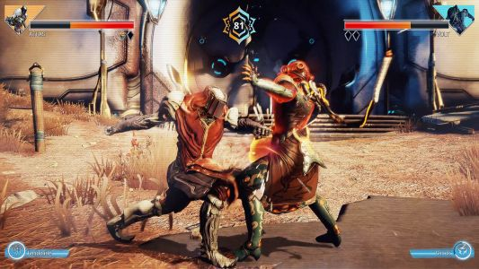 Warframe Adds Free Street Fighter-Style Fighting Game Mode