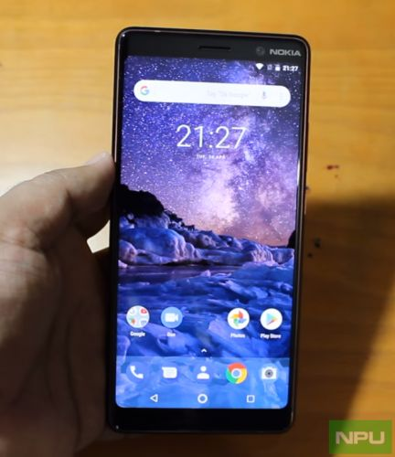 Nokia 7 Plus gets its 1st Android P OTA Build as the DP3 update. How to install
