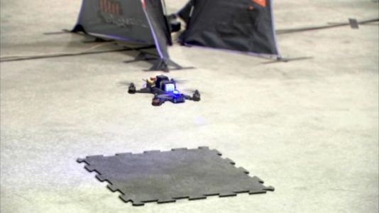 JPL Pits Human Against AI in Drone Race, But Who Wins?