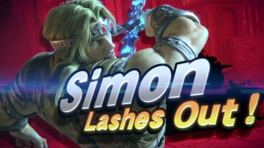 Simon And Richter Belmont From Castlevania Confirmed For Super Smash Bros. Ultimate