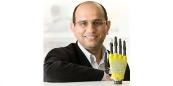 Flexible, Wearable Electronics Result from Solar-Powered Supercapacitors